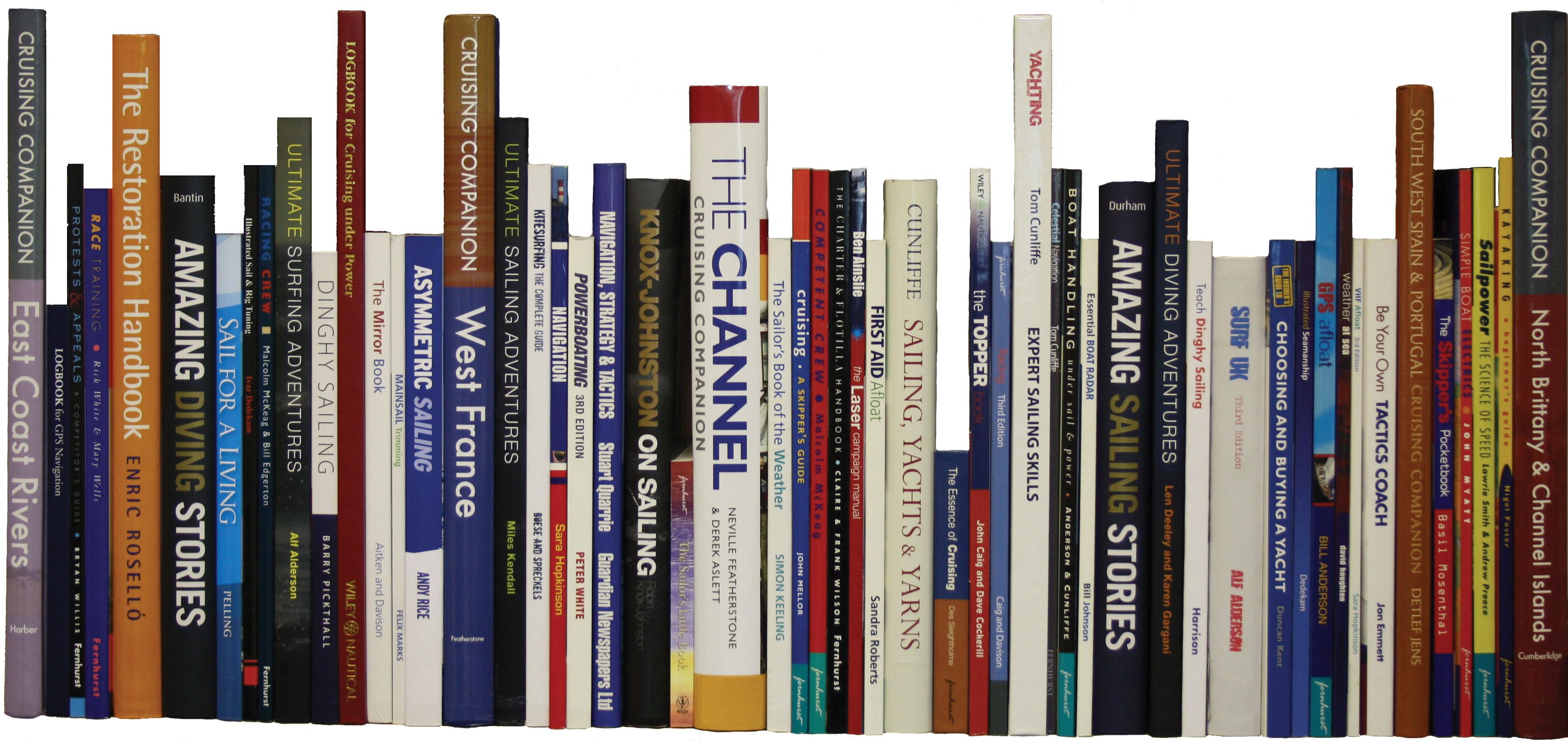 Books & Charts