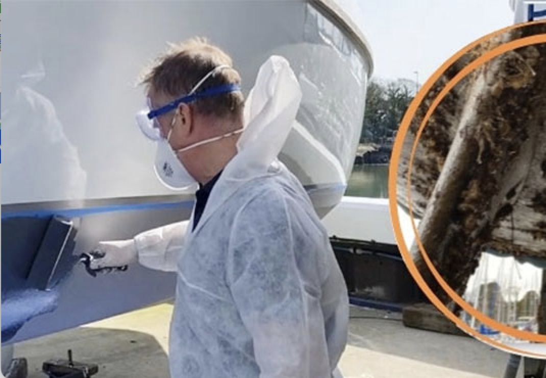 Selecting the right hard antifoul for your boat