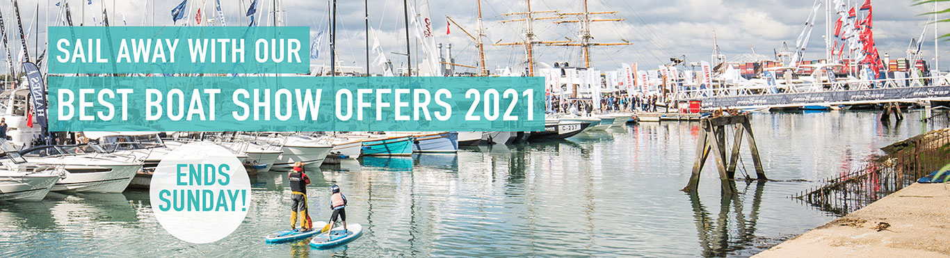 Best Boat Show Offers 2021