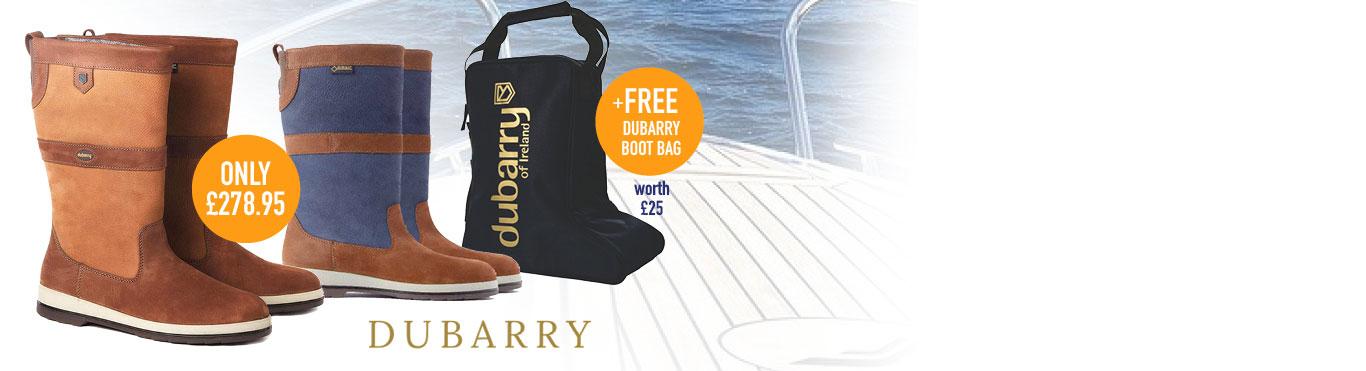 Free Dubarry Boot Bag