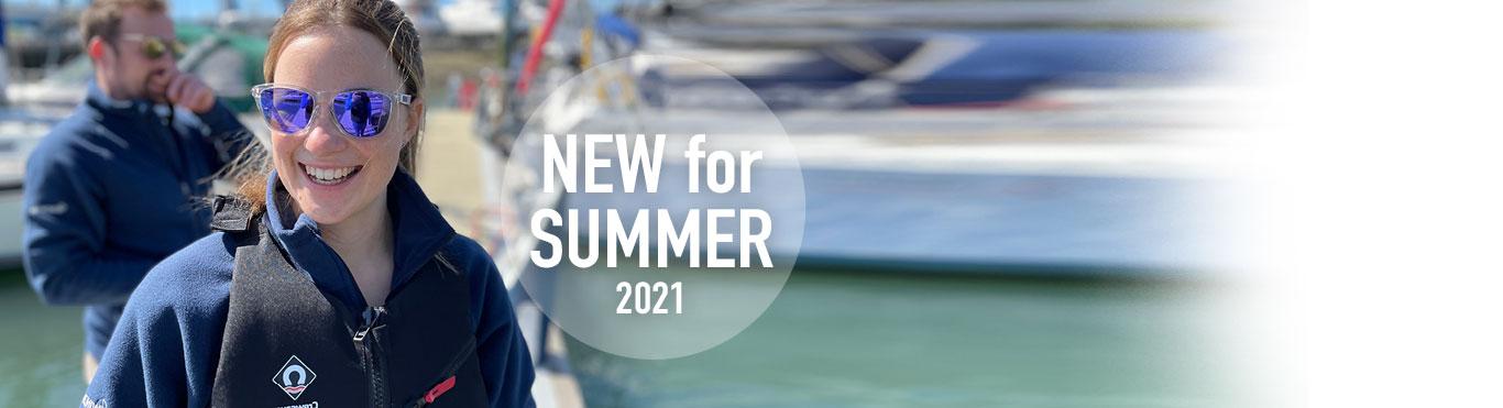 New for Summer 2021