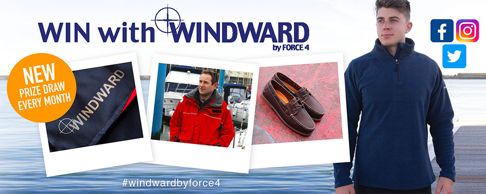 Win with Windward - Monthly Prize Draw