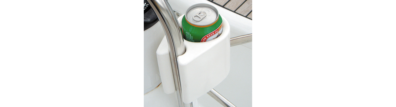 Ocean Drinks Can Holder - Available in white or navy