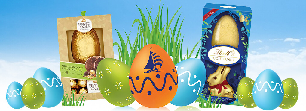 Happy Easter! Play our fun Easter Egg Treasure Hunt and test your nautical knowledge