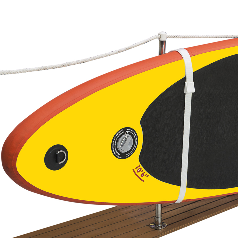 FORCE 4 Paddle Board Strap Fixing Kit