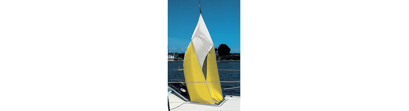Standard Wind Scoop (White Bag)