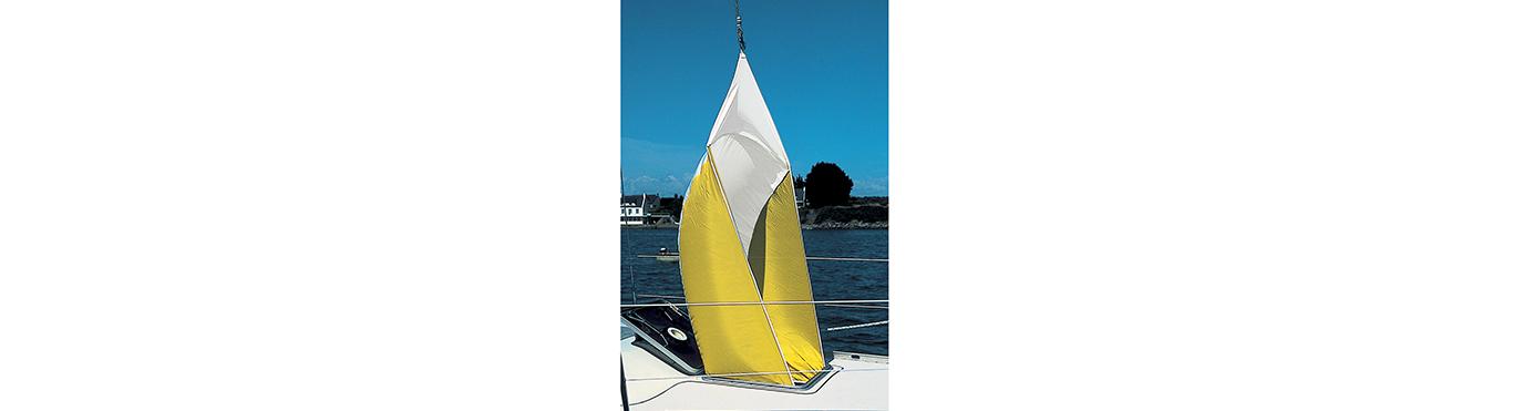 Standard Wind Scoop (White Bag)