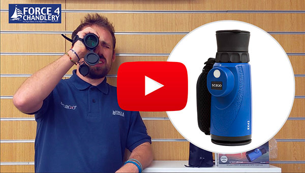 Don't like using Binoculars - Try a Monocular
