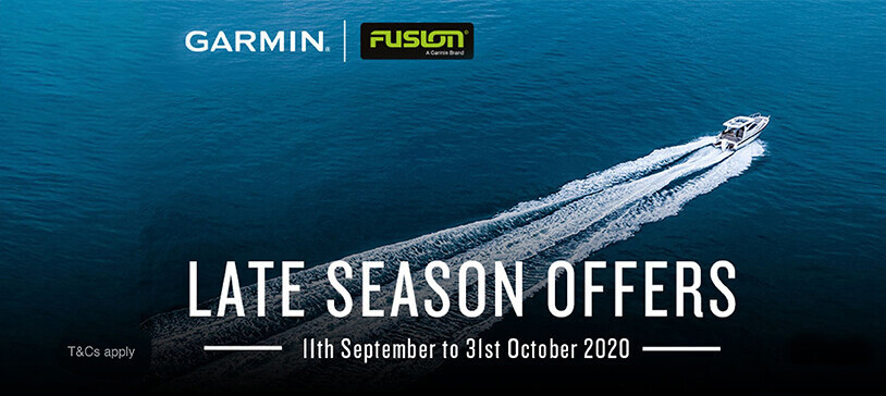 SAVE up to £780 with Raymarine this September