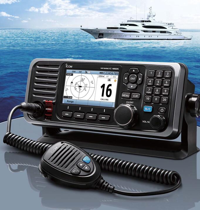 Marine VHF Electronics