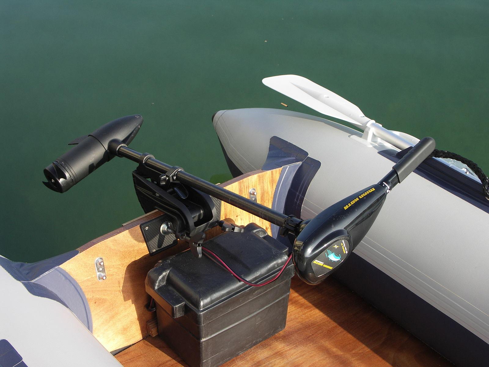 Minn Kota Outboard
