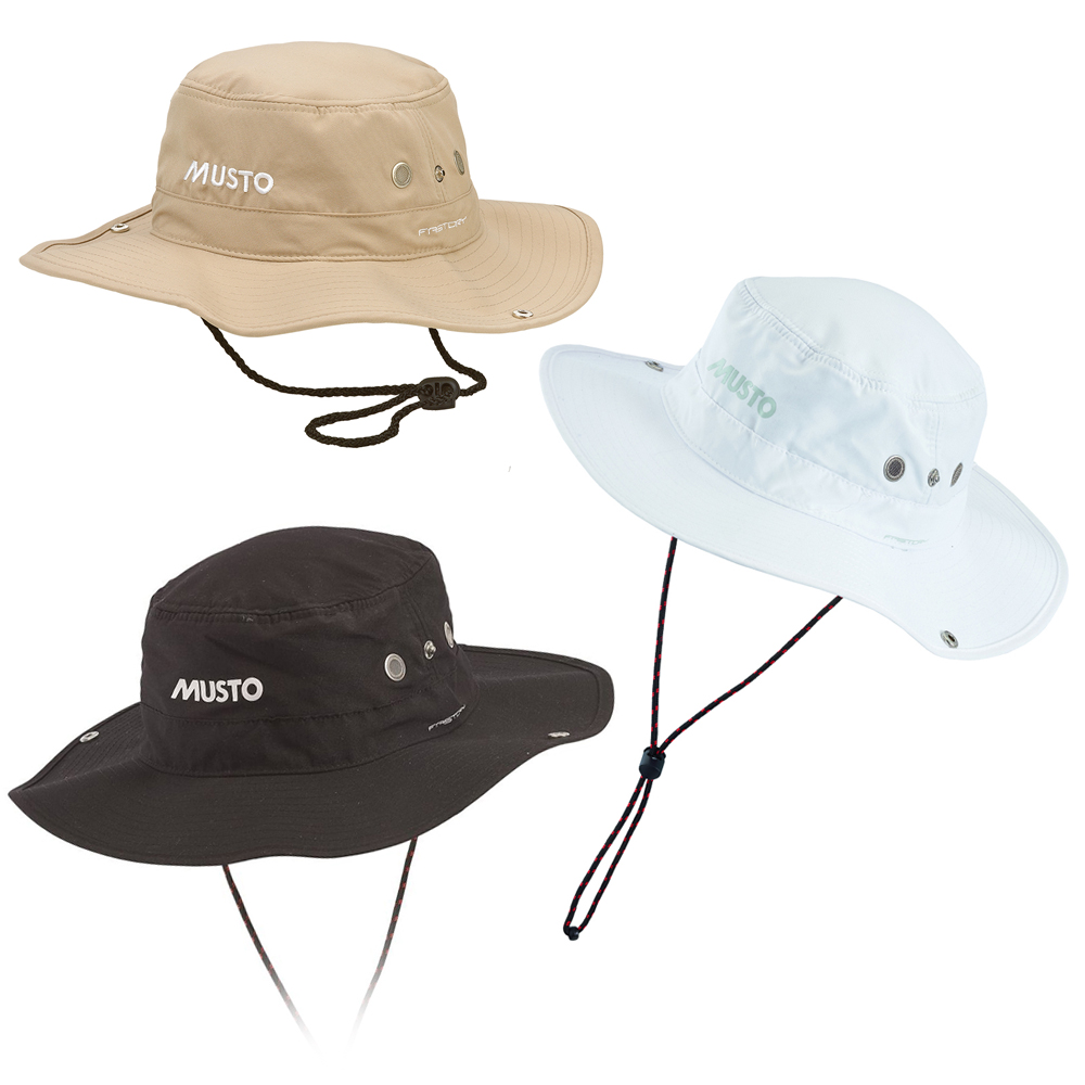 Musto Brimmed Hats