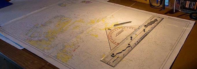 Tidal Stream Atlases & Tide Tables