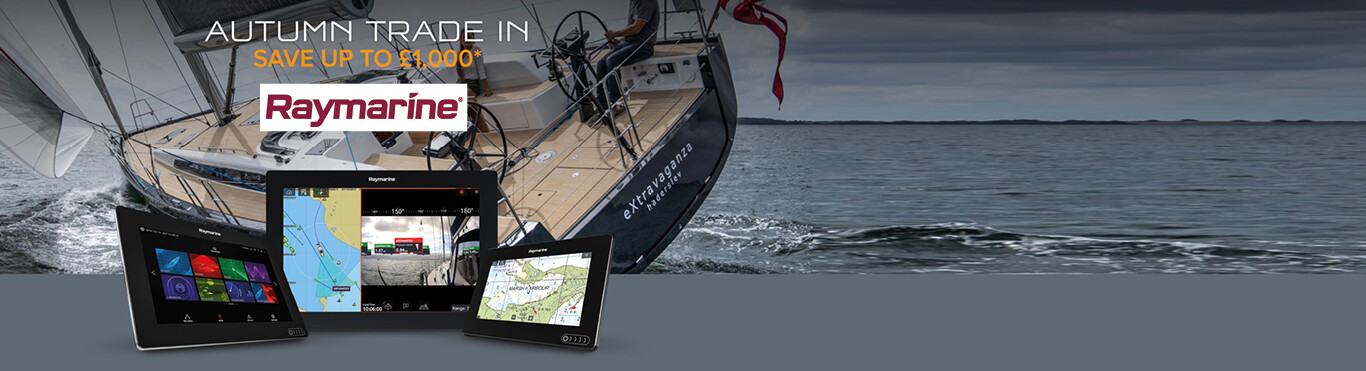 Raymarine Trade In - Save up to £1000