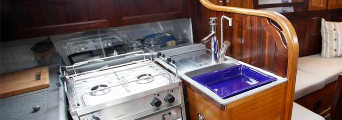 Sinks, Taps & Showers