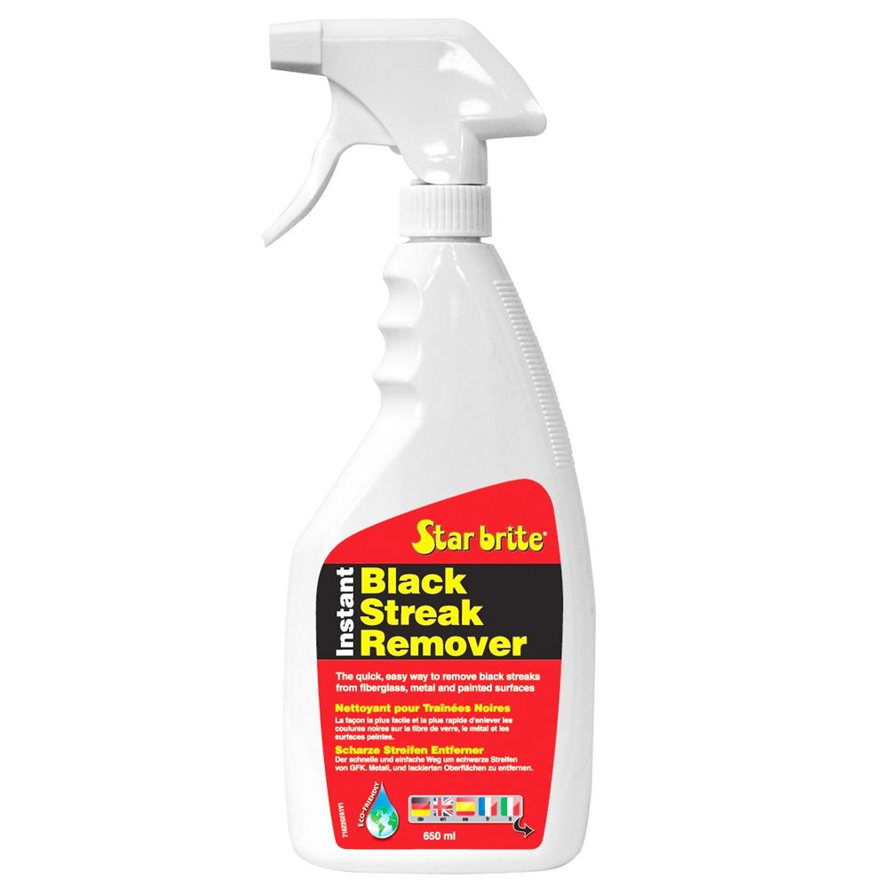 STARBRITE Black Streak Remover 650ml Black