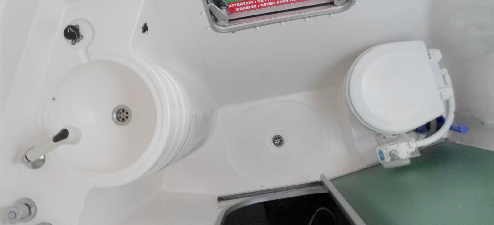 Marine Toilet Maintenance