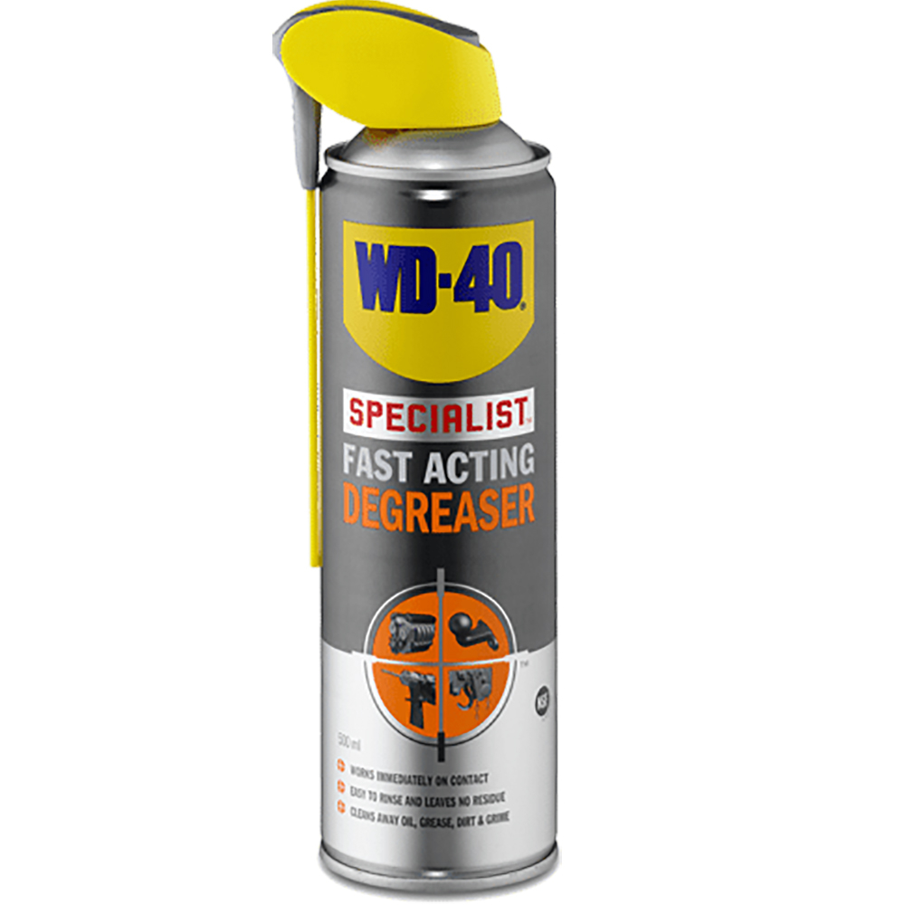 WD-40 Fast Acting Degreaser 500ml