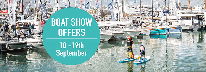 BEST BOAT SHOW OFFERS FOR 2021