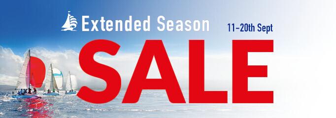 Extended Season Sale