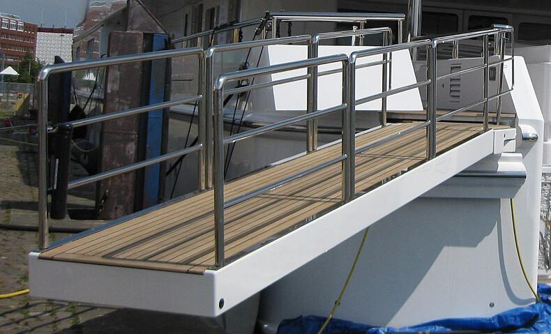 Gangways & Bathing Platforms