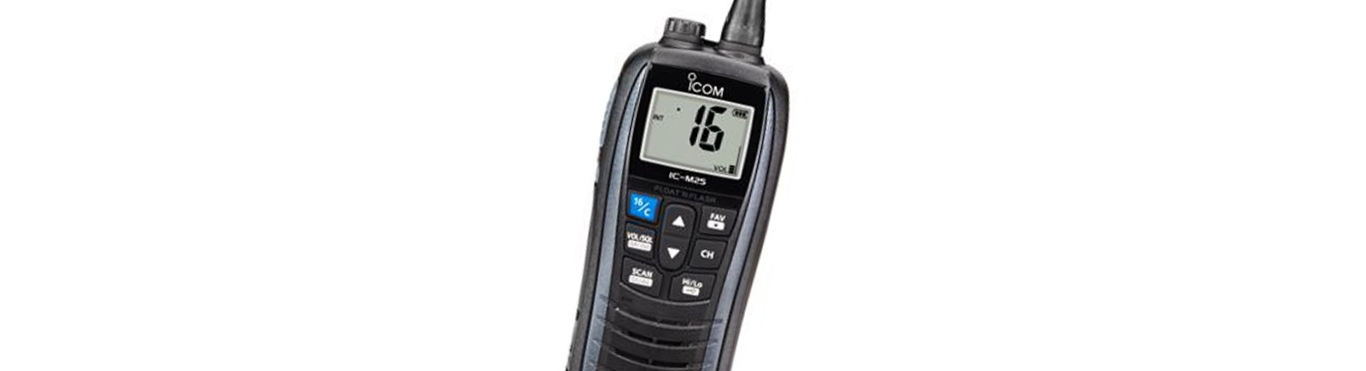 Registering a Handheld VHF Radio