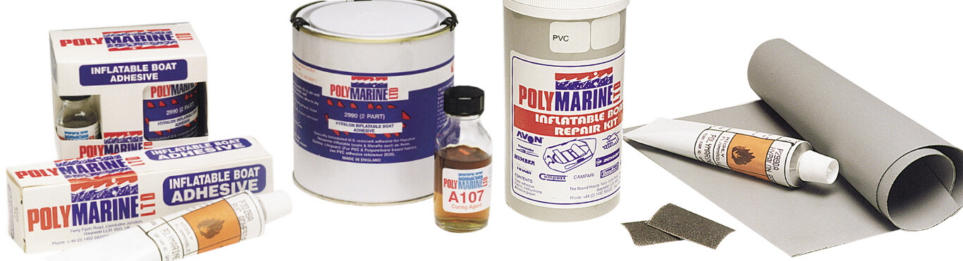 Inflatable Boat Repair Kits