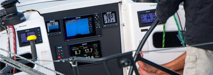 Marine Electronics