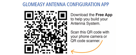 Glomex App - QR Code
