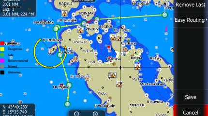 MAXN+LUK Easy routing