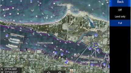 MAXN+LUK Satellite imagery