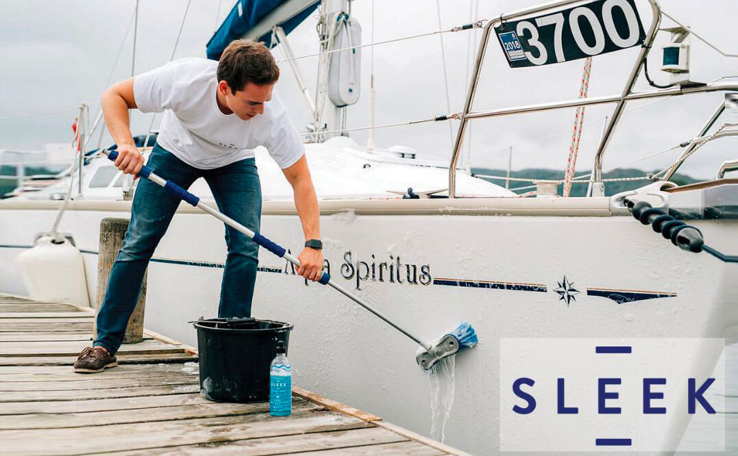 Keeping it simple - Boat cleaning