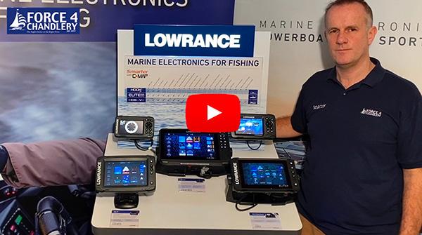 Lowrance Fishfinder 2021 Line Up