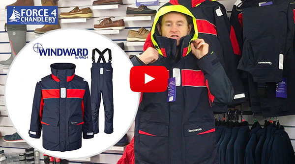 Windward Breathable Coastal Suit - Ideal for Coastal and Inshore Boaters