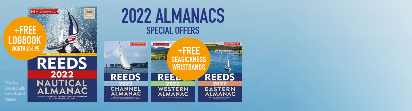 Free Gifts with 2022 Almanacs