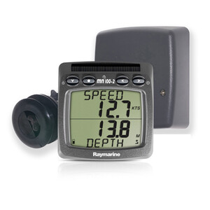 Wireless Speed & Depth System with Triducer T103-8
