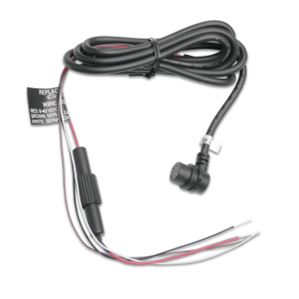 Power/Data Cable (bare wires) (010-10082-00)  12XL, V,