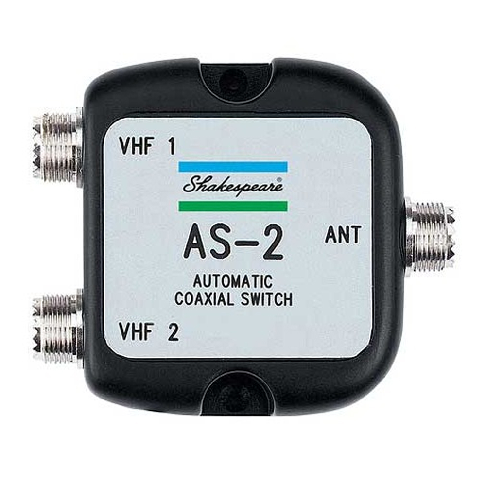 VHF Antenna Switch