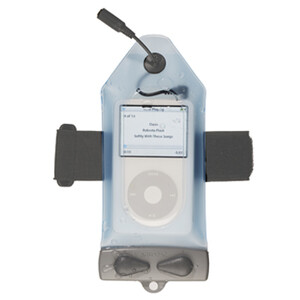 MP3 Case with Plug-In