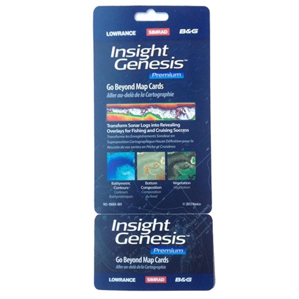 Insight Genesis Premium Unlock Card