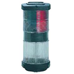 20m Tri-Colour & Anchor Nav Light (Black)