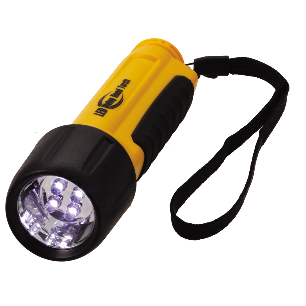 LED Diving Torch