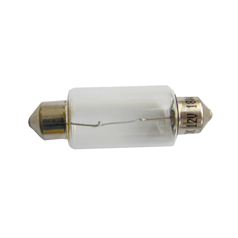 Festoon Bulb • 12V 18W 15x42mm
