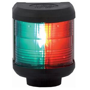 Aquasignal Series 40 Bi-Colour 12V Black Navigation Light
