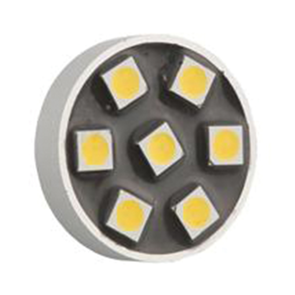 S/Bright Chip LED G4 Bulb - Back Pins