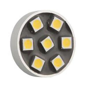 S/Bright Chip LED G4 Bulb - Back Pins