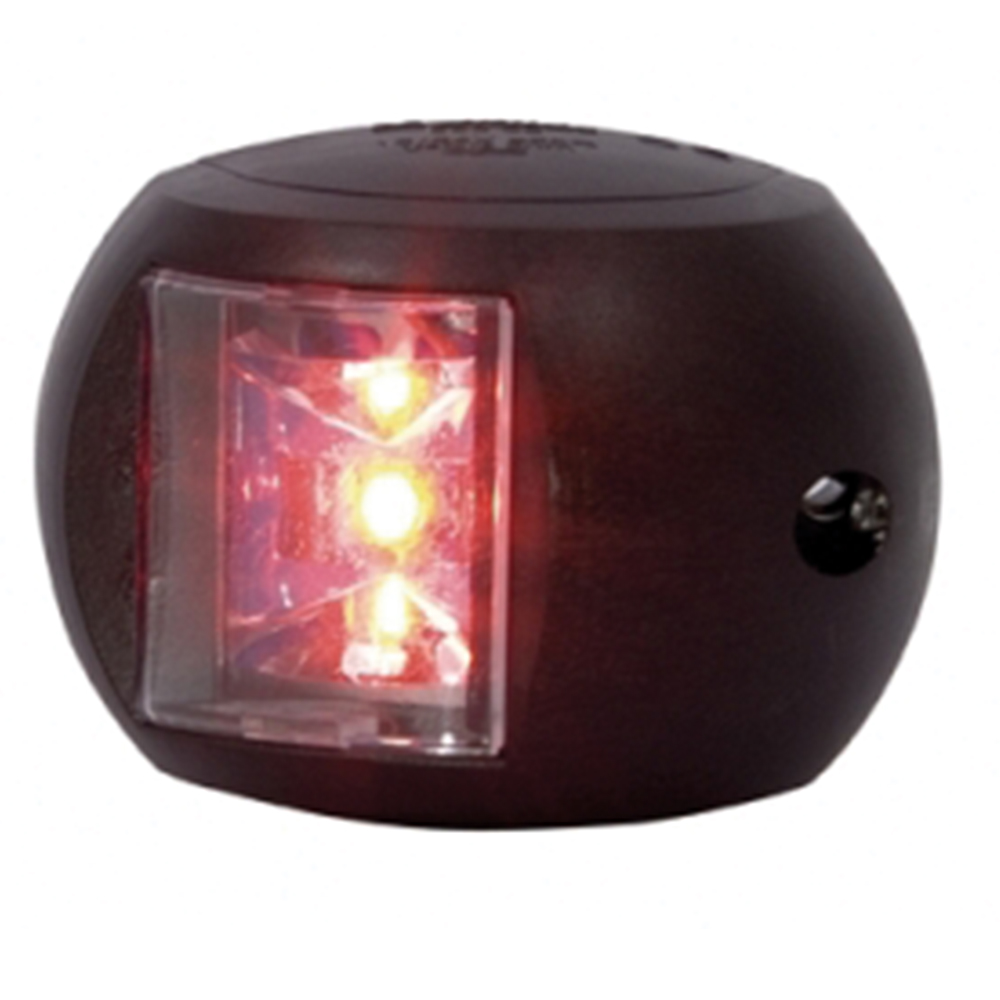 Aquasignal Series 34 LED Port Light (12-24V Black) Navigation Light