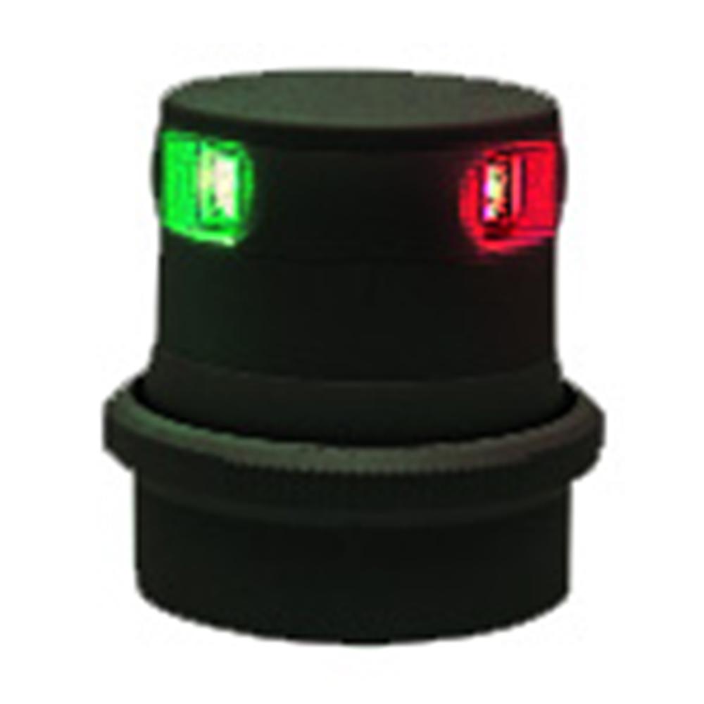 Aquasignal Series 34 LED Tri-Colour (12-24V Black) Navigation Light