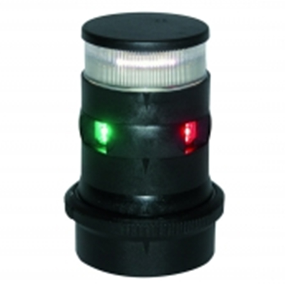 Aquasignal Series 34 LED Tri-Colour-Anchor-Light - 12 and 24V Navigation Light