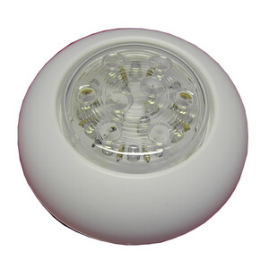 Push On/Off 16 LED White Light
